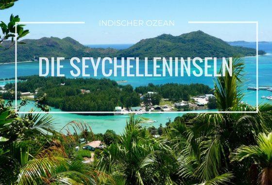 Blick von Fond Ferdinand Nationalpark auf die umliegenden Inseln
