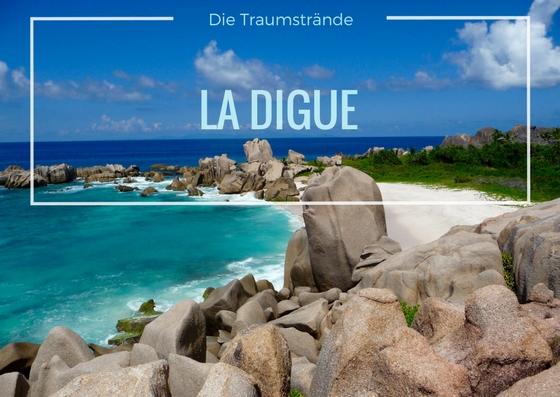 La Digue – die Traumstrände, Anse Marron