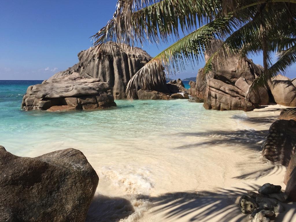Anse Patate im Westen von La Digue seychellen-reisetipps