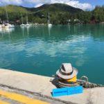 Borading Pass für Bootsfahrt