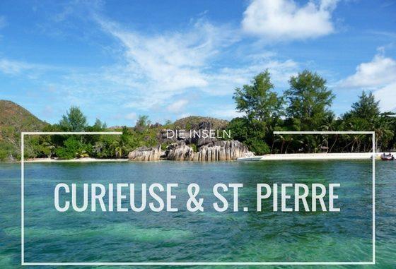 Curieuse und St. Pierre auf einem Bootsausflug erleben