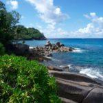 Police Bay auf Mahe, Seychellen
