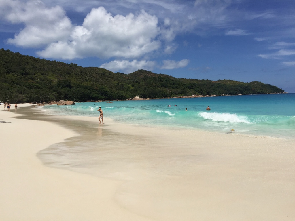 Praslin Strand Lazio seychellen-reisetipps