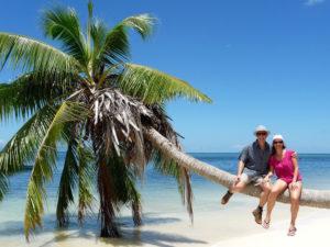 Tanja und Rene von seychellen-reisetipps