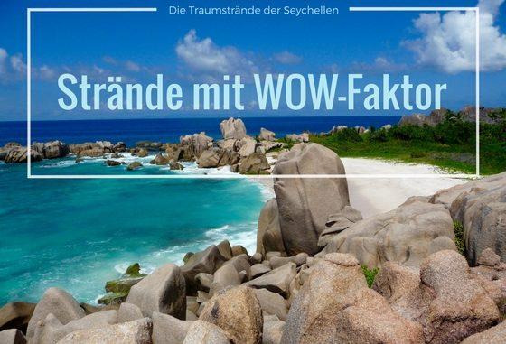 Seychellen Strände mit Wow Faktor