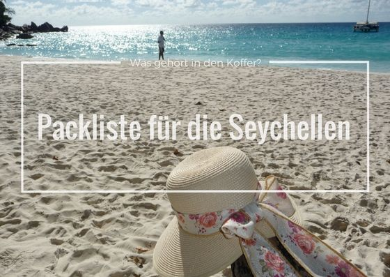 Packliste Seychellen